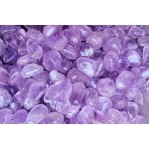Ametista Pedras Gemas Semipreciosas Brasileiras Polidas 1kg