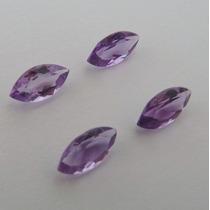 Ametista Pedra Preciosa Natural Preço De 4 Gemas 3374