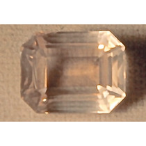 Rsp 197 Linda Ametista Rose De France Octogonal 2,5 Ct