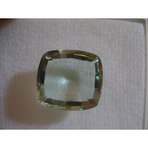 Natural Pedras Ametista Verde Prasiolita Valorizar Jóia
