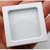 10 Caixas 4,5cm C/ Visor De Vidro P/guardar Jóias E Pedras