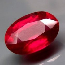 Frete Grátis - Rubi Legitimo - 1 Pedra.