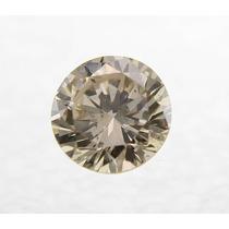 Diamante 0.60 Cts Marrom Intenso - V S 2 - Certificado I G L
