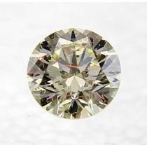 Diamante 0.50 Ct - Amarelo Claro - S I 1 - Certificado I G L