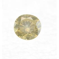 Diamante 0.46 Cts Laranja - Si3 - Certificado I G L