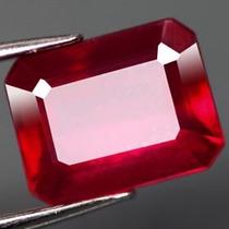 Espetacular Rubi Natural Vermelho Sangue 1,39 Cts.