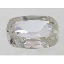 Diamante 0.33ct - F - I1 - Lap. Cushion - Certificado Igl