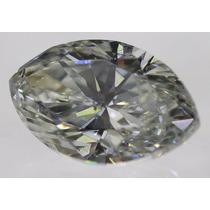 Diamante 0.68ct - Cor F - Si2 - Navete - Certificado Igl