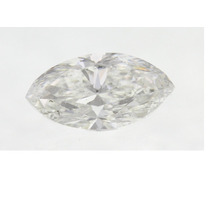 Diamante 0.46ct - Cor D - Si1 - Navete - Certificado Igl