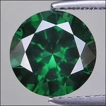 Diamante 0.55ct - Verde - Vs2 - Lapidação Brilhante