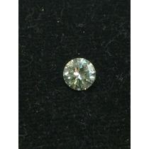 Diamante Moissanita 6 Mm 0,87 Ct
