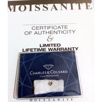 92 Pontos Moissanite Lapidação Brilhante Com Certificado