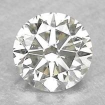 Diamante 0.53ct - Cor H - Si2 - Lap Brilhante Certificado