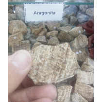 Aragonita Bruta