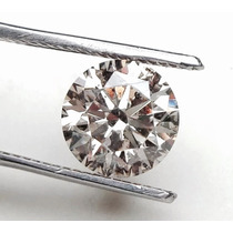 Diamante , 2,10 Cts, Certificado Igl, Cor G, Si, 7,90 Mm!!!