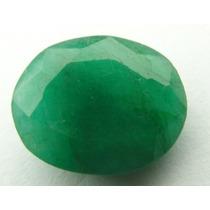 Esmeralda 100% Natural Oval Verde 7.15 Cts! Ref.:221