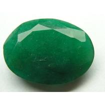 Esmeralda 100% Natural Oval Verde 9.60 Cts! Ref.:256