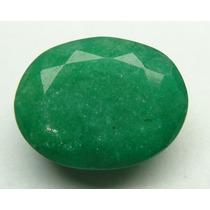 Esmeralda 100% Natural Oval Verde 8.10 Cts! Ref.:235
