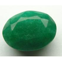 Esmeralda 100% Natural Oval Verde 11.80 Cts! Ref.:208