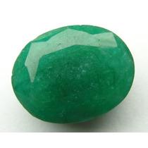 Esmeralda 100% Natural Oval Verde 15.85 Cts! Ref.:206