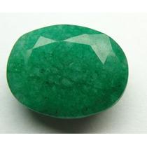 Esmeralda 100% Natural Oval Verde 12.40 Cts! Ref.:251