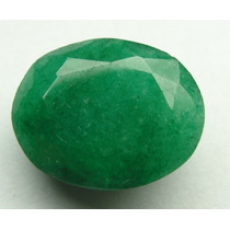Esmeralda 100% Natural Oval Verde 8.00 Cts! Ref.:248