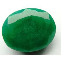 Esmeralda 100% Natural Oval Verde 12 Cts! Ref.:202
