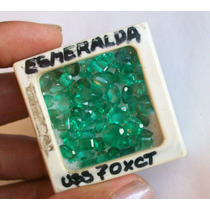 Esmeraldas Facetadas 30 Cts Lot Boa Qualidade +++ !!!!