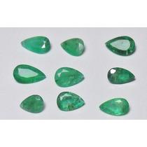Dal Corsi Esmeralda Gota 4x6mm Cada Pedra Apenas 100,00