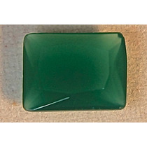 Rsp 1281 Linda Esmeralda Verde Retangular Com 2,05 Ct