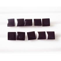 Frete Gratis - Ônix Legitimo - 5mm - 10 Pedras.