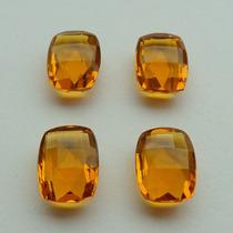 Citrino Pedra Preciosa Natural Preço De 4 Gemas 3996