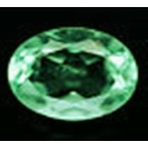 Pedra De Fluorita De 2.18 Cts(9.1x7.3mm) Frete Grátis