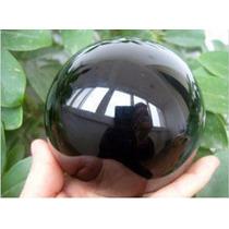 Esfera De Obsidiana De Primeira Qualidade