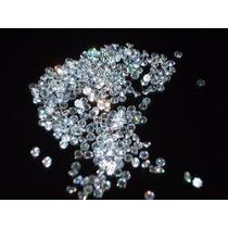 Zirconia Brilhante 2mm - Lote Com 400 Pedras