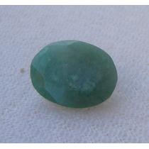 4 Cts Esmeralda Verde Pedra Preciosa Lapidação Oval