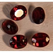 Rsp 2176 Granada 6x4,9mm - Preço Por Pedra Com 0,87 Ct
