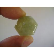 Maravilhoso Berilo Verde De Agua Marinha Olho De Gato 39 Cts