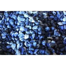 Sodalita Pedras Gemas Semipreciosas Brasileiras Polidas 2kg