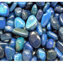 Pedra Ágata: A Pedra Da Sorte Pacotes Com 1/2 Quilo.agata (c