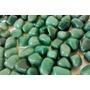 Quartzo Verde Pedras Semipreciosas Brasileiras Polidas 500g
