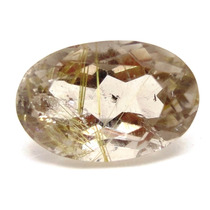 Joalheriavip 3.60ct Quartzo Rutilado Oval Natural