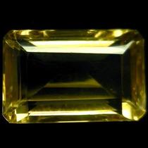 Joalheriavip 25.58ct Quartzo Amarelo Octagonal Natural