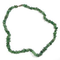 Colar Cascalho Com Quartzo Verde Medindo 52 Cm Vivarte Jóias
