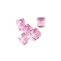 Swarovski Cristal - 6 Peças - 5601 -4 Mm - Light Amethyst