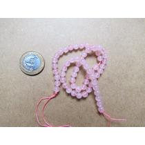 Quartzo Rosa 6mm, Pedras Naturais, Pedras Semi Preciosa