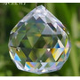 Esfera/ Bola De Cristal Multifacetada / Feng Shui / 30 Mm
