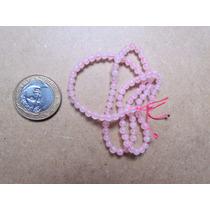 Quartzo Rosa 4mm, Pedras Naturais, Pedras Semi Preciosa