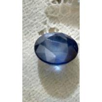 Safira3.8cts Azul, Lapidação Diamante.