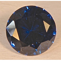 Rsp 2117 Safira Royal Azul Volta 12mm Com 6,65 Ct